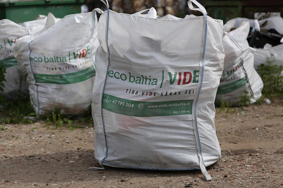 Ādažu novada iedzīvotājiem pieejams šķiroto atkritumu pieņemšanas laukums