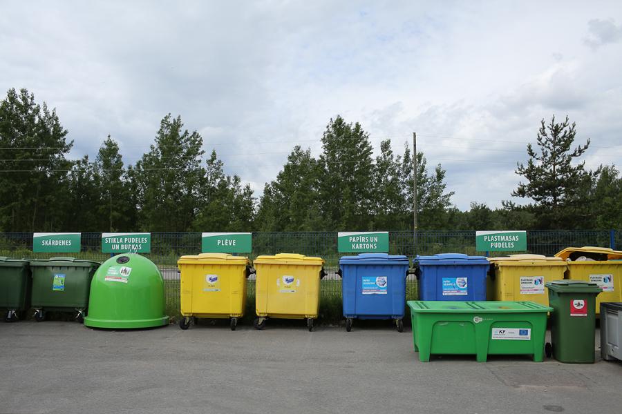 """SIA """"Eco Baltia vide"""" paplašinās šķirošanas iespējas Ādažu novadā"""