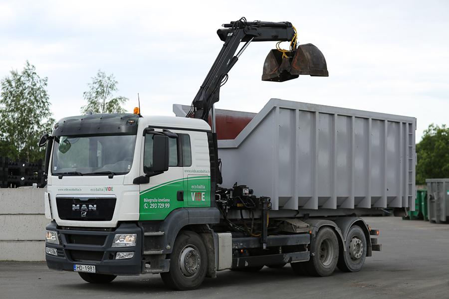 90% Piejūras reģiona iedzīvotāju ir apmierināti ar atkritumu apsaimniekošanas pakalpojumiem