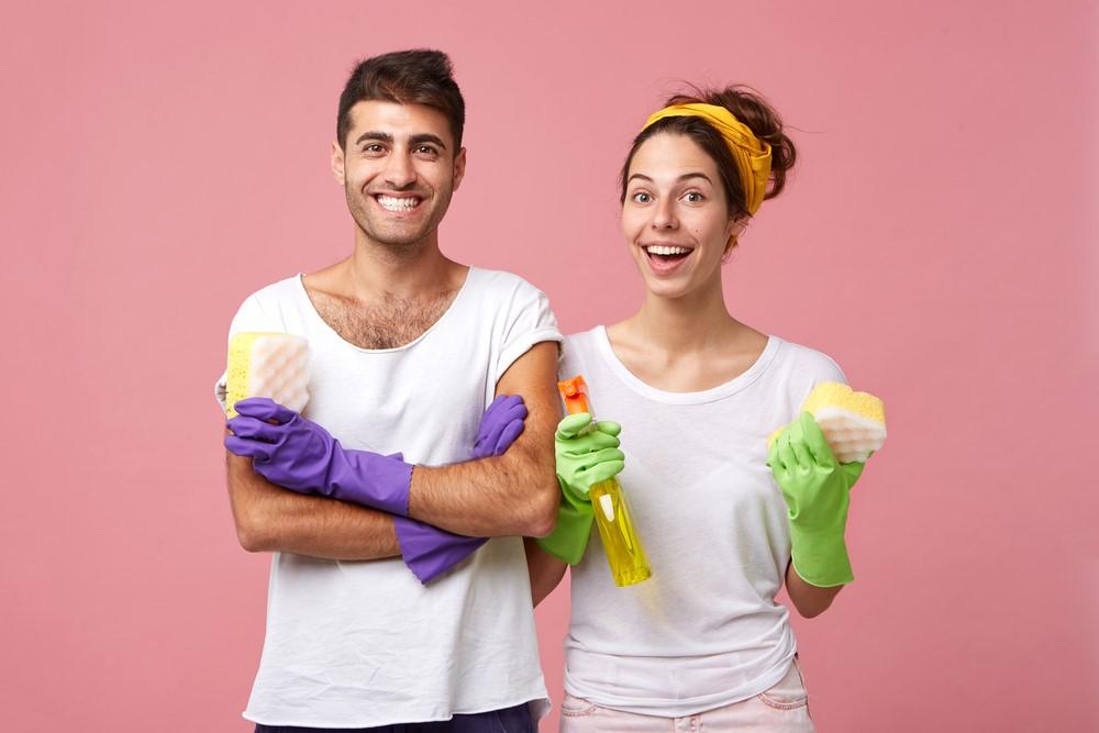 Telpu uzkopšana un personība – kurš no 4 tīrītāju tipiem esi Tu?